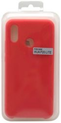 Mobilnet silikónové puzdro pre Huawei P20 Lite, červená
