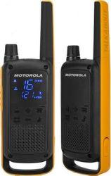 Motorola Talkabout T82 Extreme, žlto-čierna