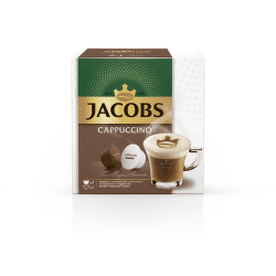 Jacobs Cappuccino (14ks/Dolce Gusto)