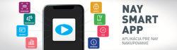 Aplikácia NAY Smart App