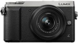 Panasonic Lumix DMC-GX80 strieborný + 12-32 mm
