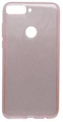 Mobilnet Crystal puzdro pre Honor 8X, ružová