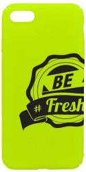 Mobilnet Be Fresh puzdro pre Apple iPhone 7 a 8, neónová