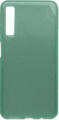Mobilnet Crystal silikónové puzdro pre Samsung Galaxy A7 2018, zelená
