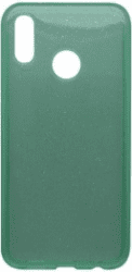 Mobilnet Crystal silikónové puzdro pre Huawei P20 Lite, zelená