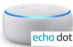 AMAZON Echo Dot 3 S, Smart assistent