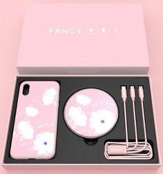 Nillkin Fancy Set pre Apple iPhone Xs Max, ružová