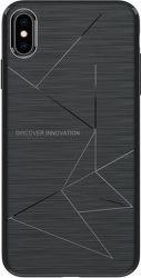 Nillkin Magic puzdro QI pre Apple iPhone Xs Max, čierna