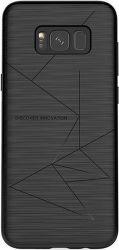 Nillkin Magic puzdro QI pre Samsung Galaxy S8+, čierna