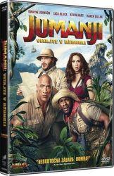 Jumanji: Vitajte v džungli! - DVD film