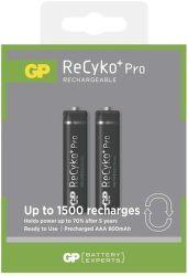 GP ReCyko+ Pro  AAA (HR03), 2 ks