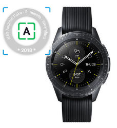 Samsung Galaxy Watch 42mm čierne