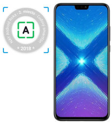 Honor 8X 64 GB čierny
