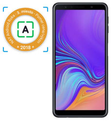 Samsung Galaxy A7 64 GB čierny