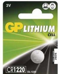 GP CR1220 (B1520), 1ks