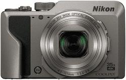 Nikon Coolpix A1000 strieborný