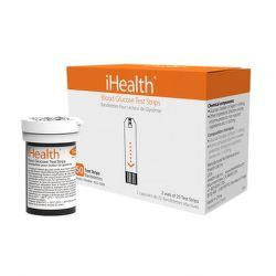 iHealth EGS-2003 testovacie prúžky pre Gluco BG5 (50ks)