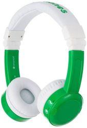 BuddyPhones InFlight zelené