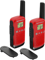 Motorola Talkabout T42 červená