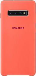 Samsung silikónové puzdro pre Samsung Galaxy S10, ružová