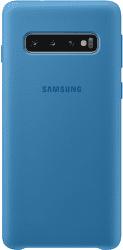 Samsung silikónové puzdro pre Samsung Galaxy S10, modrá
