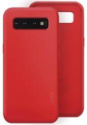 SBS Polo puzdro pre Samsung Galaxy S10, červená