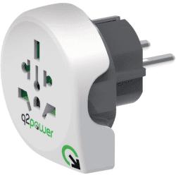 Q2 Power World - Europe, cest. adaptér