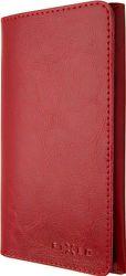 Fixed Pocket kožené puzdro pre Apple iPhone 8/7/6s, červená
