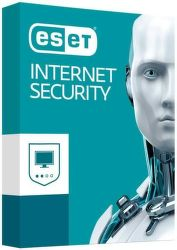 ESET Internet Security 2019 4PC/1R