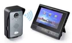 TECHNAXX TX-59+ LCD, bezdr. videozvonček