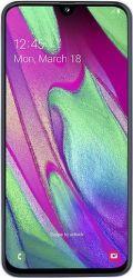 Samsung Galaxy A40 64 GB biely