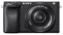 Sony Alpha 6400 čierna + Sony 16-50mm f/3,5-5,6 OSS SEL
