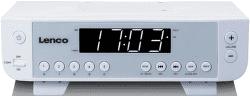 Lenco KCR-11 biele kuchynské rádio