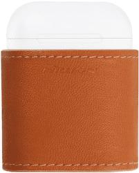 Nillkin Apple AirPods Mate hnedé bezdrôtové nabíjacie puzdro