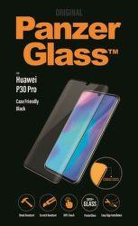 Panzerglass tvdené sklo pre Huawei P30 Pro, čierna
