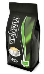 Veronia Etiopia-CV zrnková káva (1kg)