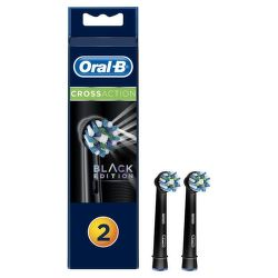 Oral-B EB 50-2 Cross Action Black (2ks)