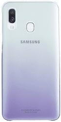 Samsung Gradation Cover zadný kryt pre Samsung Galaxy A40, fialová