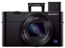 Sony CyberShot DSC-RX100 III čierny