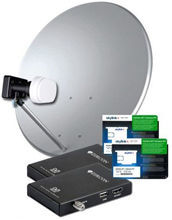 Satelitná a digitálna TV
