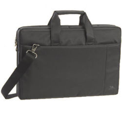 "RIVACASE grey Laptop bag 17"" / 6"