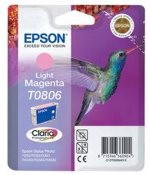 EPSON T0806 light magenta (kolibrík) - atrament