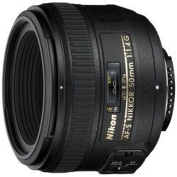 Nikon 50mm f/1,4G AF-S