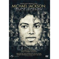DVD H - Michael Jackson: Život legendy