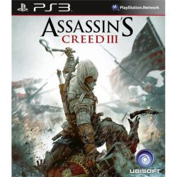 PS3 - ASSASSINS CREED III.