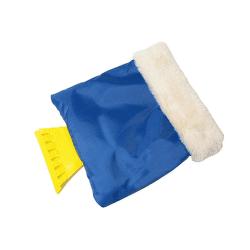 Škrabka na ľad - s ochranou rukavicou