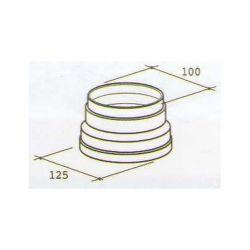 ELICA 1052 L, plastove rozvody 125mm