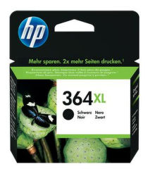HP CN684EE No.364XL black - atrament