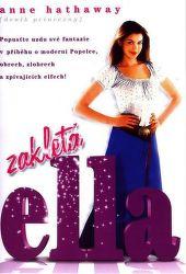 DVD F - Zakleta Ella