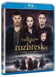 BD F - Twilight sága: Rozbřesk 2. část